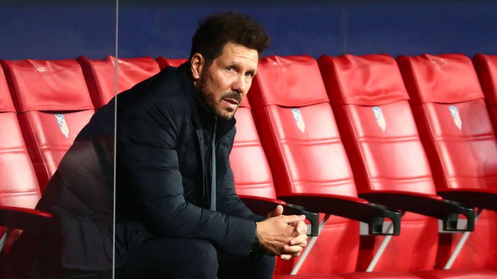 Simeone quiere un recambio para Diego Costa.
