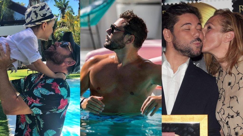 La discreta vida de Miguel Poveda: Un novio más joven que él, un hijo y amigo íntimo de Rocío Carrasco