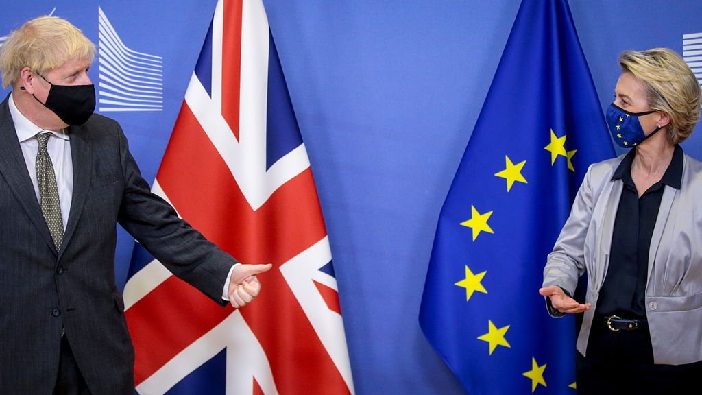 La UE y el Reino Unido firman oficialmente su divorcio