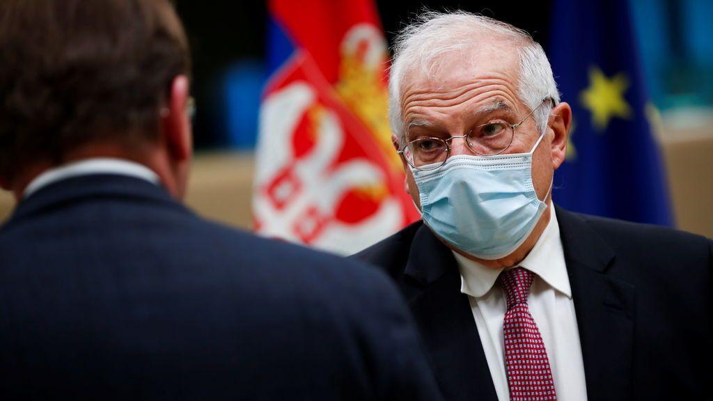 """Rusia contra Borrell: le acusa de """"difundir información falsa"""" y de participar en """"la guerra de las vacunas"""""""