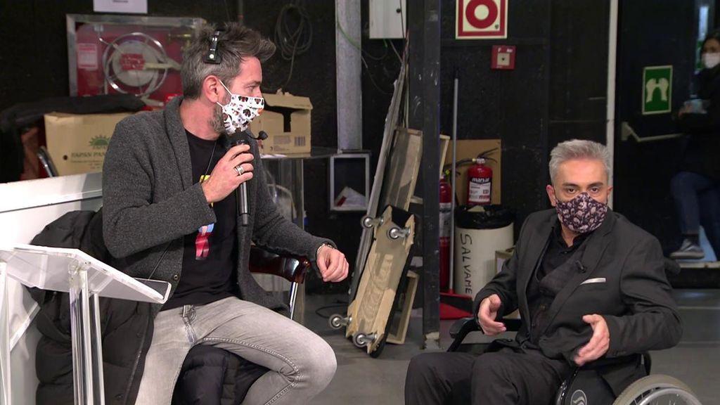 Kiko Hernández y David Valldeperas