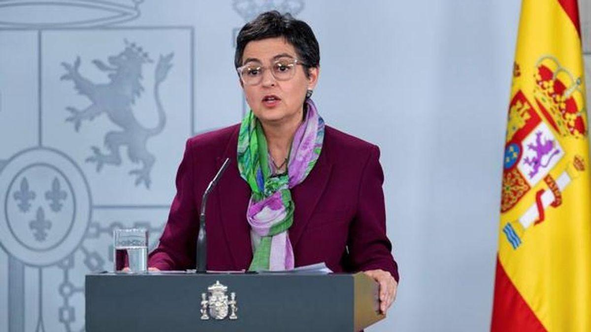 González Laya, ministra de Exteriores