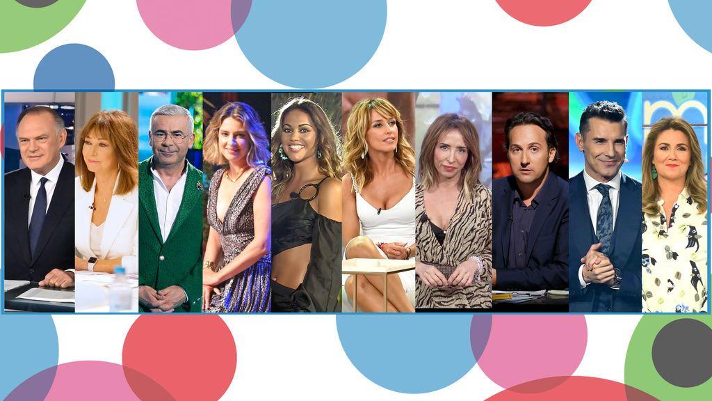 Mediaset España y Telecinco, líderes de 2020