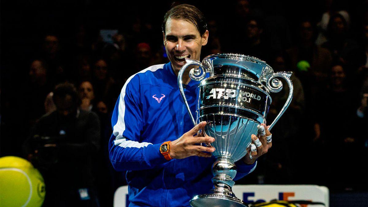 ¿Cuántos jugadores de tenis forman el ranking de la ATP?