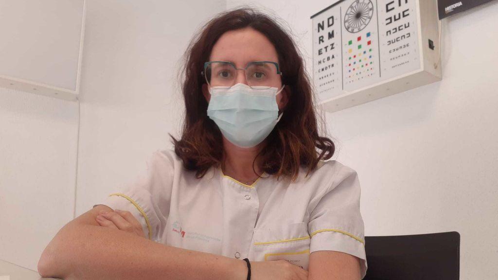 Carolina medico de Atencion Primaria