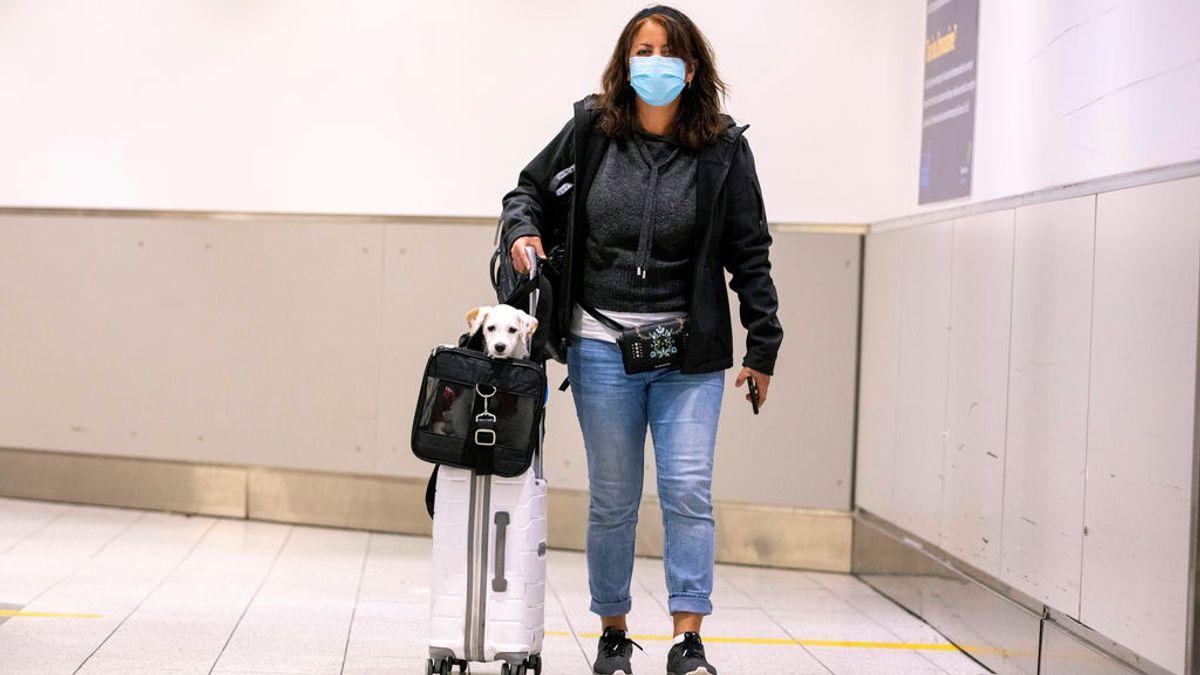 Canadá pedirá una PCR negativa en coronavirus a los viajeros que lleguen en avión