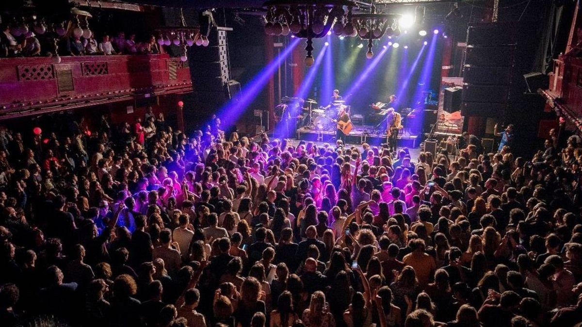 Más cerca de los conciertos prepandémicos: ningún contagiado en un concierto de 500 personas donde se podía bailar