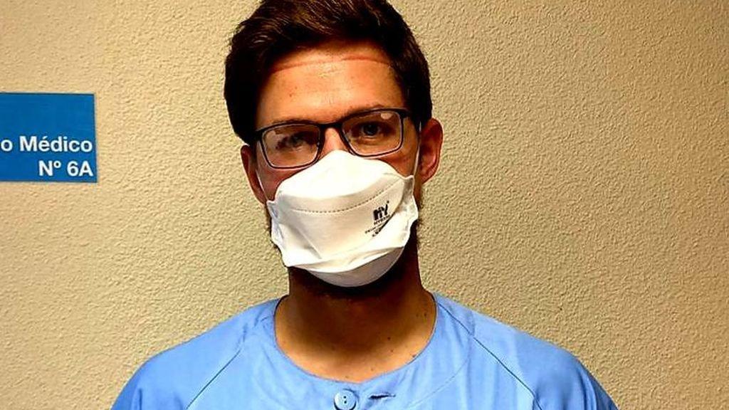 Francisco Galiano, medico de medicina Interna