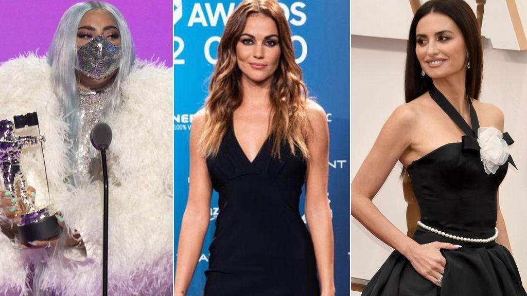 Aciertos y errores de los famosos en 2020: del derrape de Cristina Pedroche al 'lookazo' de Lara Álvarez