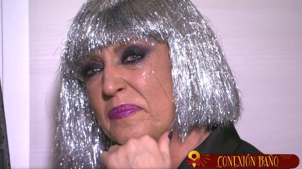 Lydia Lozano llora al recordar a su novio fallecido