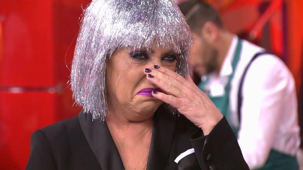 """Lydia Lozano rompe en llanto ante las palabras de Belén Esteban: """"Me ha costado años que diga esto de mí"""""""
