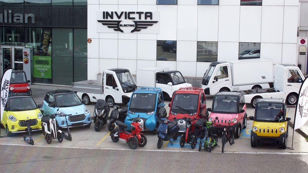 Gama Invicta Electric