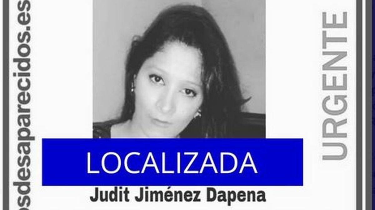 Localizan a Judit Jiménez, la joven desaparecida en Pontevedra desde hace un mes