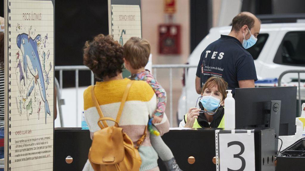 Continúa la tendencia al alza en Navarra con 138 nuevos casos de coronavirus