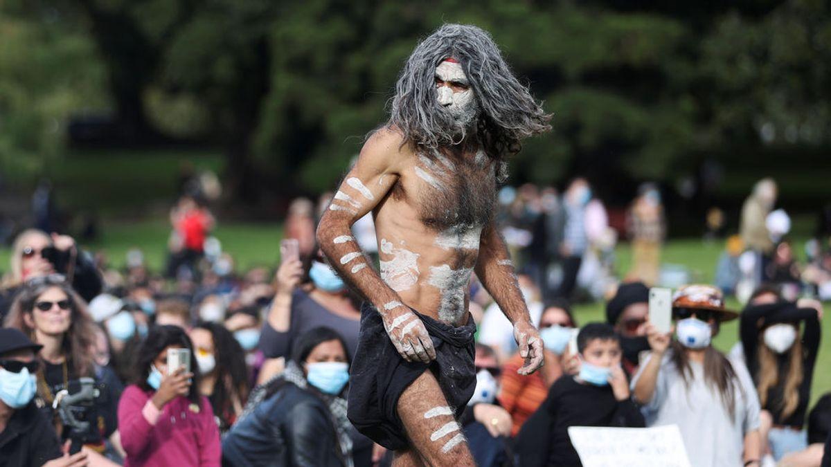 Australia cambia su himno nacional para reconocer 60.000 años de historia indígena