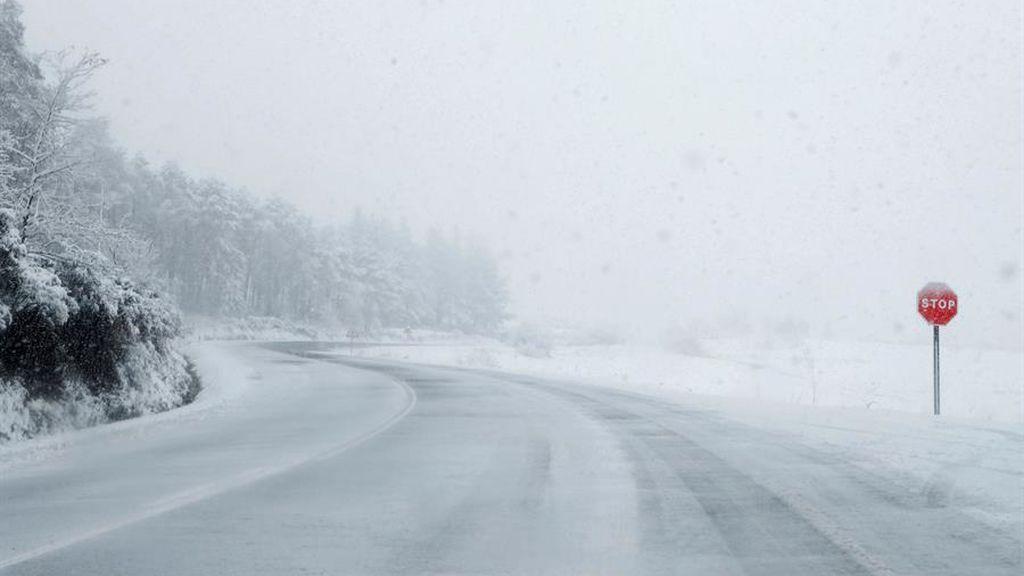 El Gobierno activa la fase de preemergencia en Burgos por las nevadas