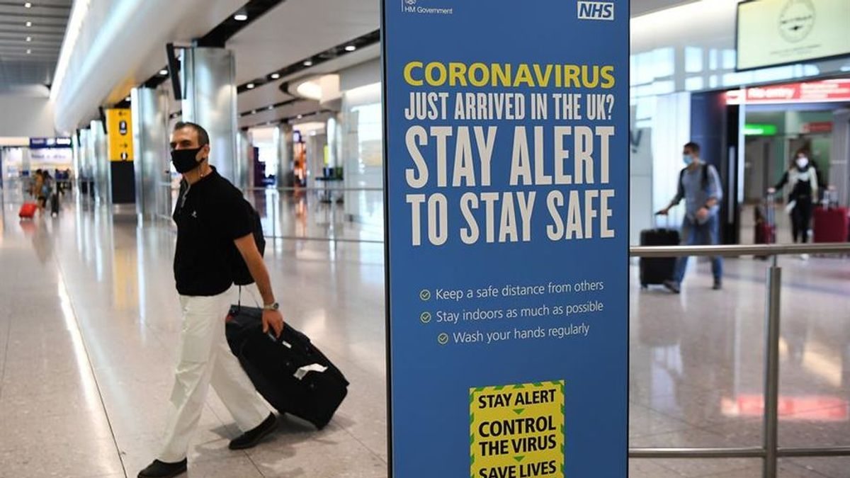 España amplía 14 días más las restricciones a vuelos y barcos del Reino Unido