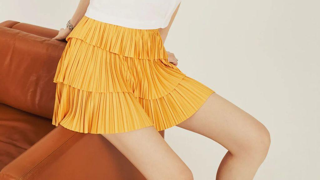 5 looks con falda mini perfectos para este invierno