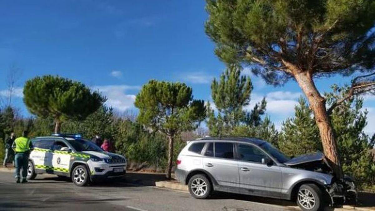 Investigan un accidente de tráfico protagonizado por el director general de Participación de La Rioja