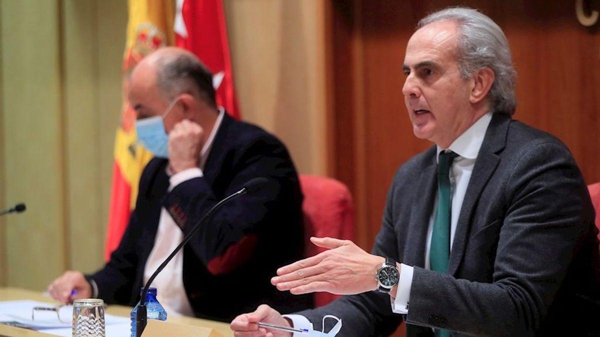 Madrid anuncia que las clínicas dentales comenzarán a realizar test de antígenos