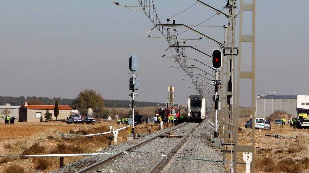 Muere un menor arrollado por un tren AVE en Ciudad Real