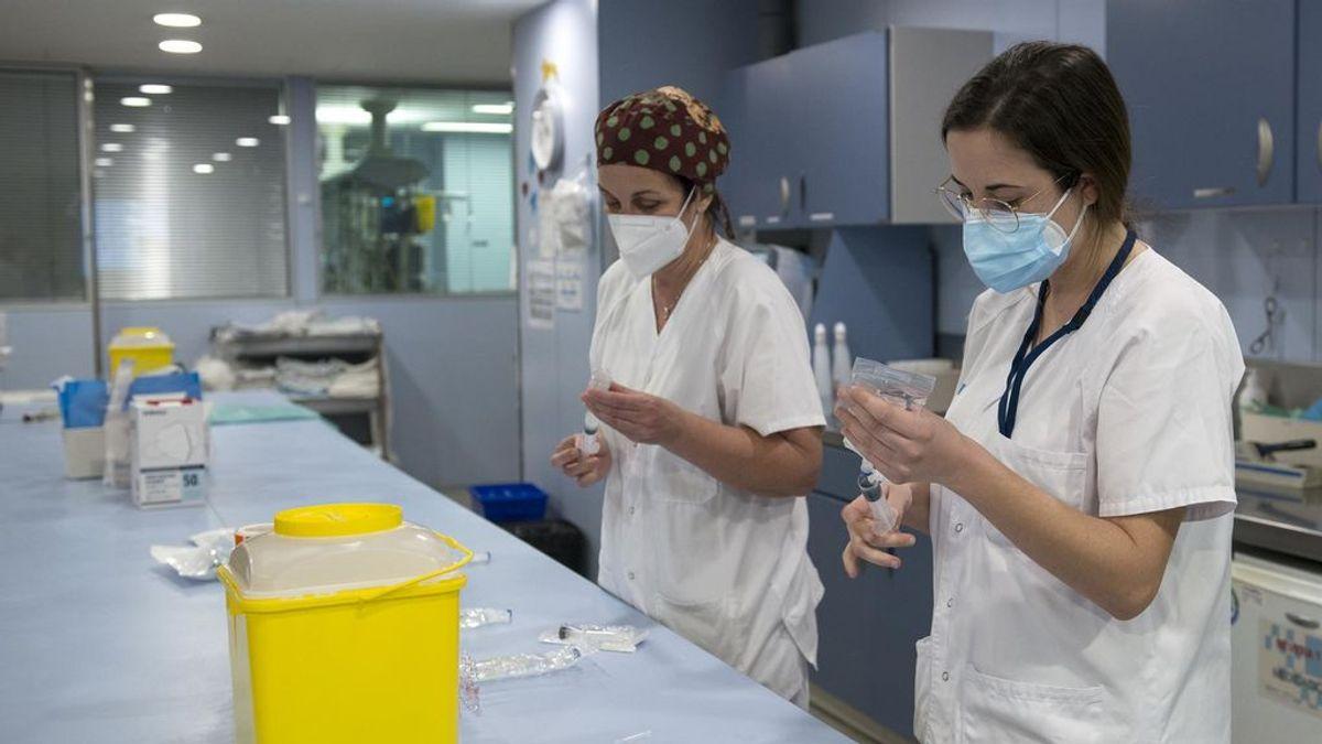 datos coronavirus Andalucía