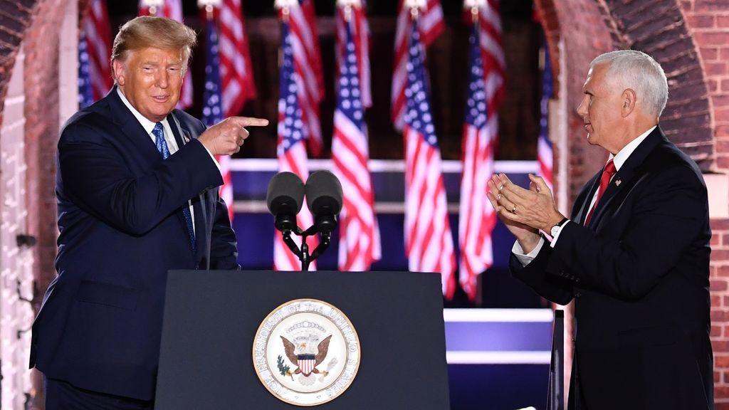 La Justicia de EEUU desestima una demanda que pedía dar a Pence poderes para nombrar a Trump nuevo presidente