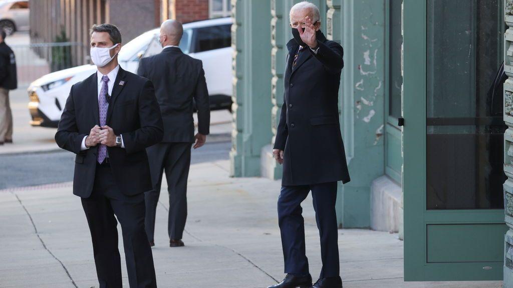 Cronología de cómo el presidente electo Biden se convierte en 2021 en el 46 presidente de EEUU