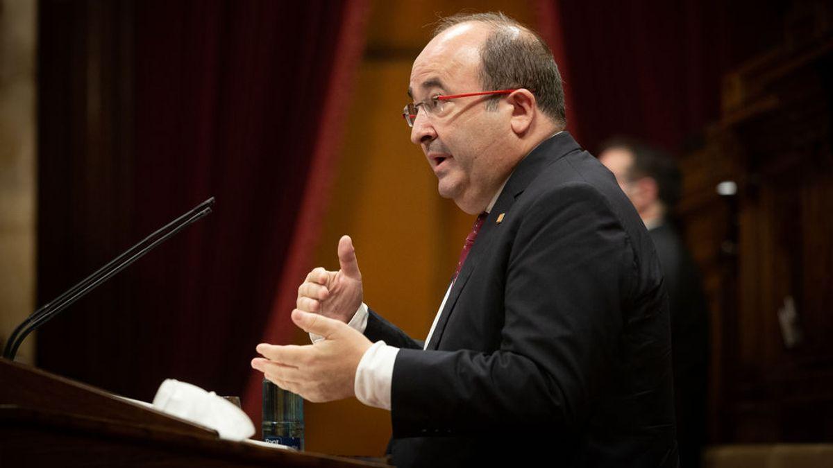 """Iceta (PSC) asegura no tener """"la propuesta"""" de ser ministro pese a no ser candidato electoral"""