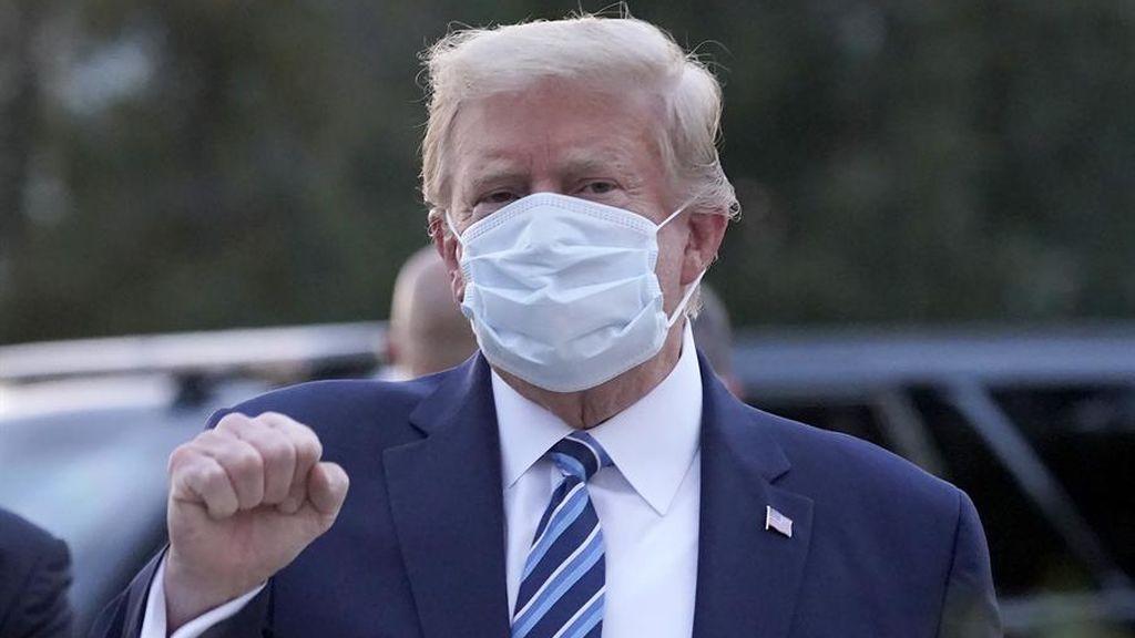 Trump acusa a los CDC de exagerar las cifras de casos y muertes por covid-19 en Estados Unidos