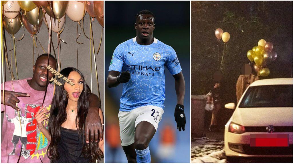 Mendy, jugador del City, organizó una fiesta ilegal y ahora el club investiga lo sucedido