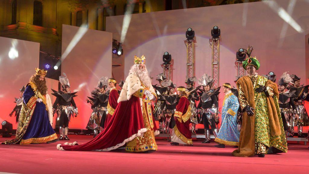 Seis fogonazos de luz en forma de cometa anunciarán la llegada de los Reyes Magos a Madrid