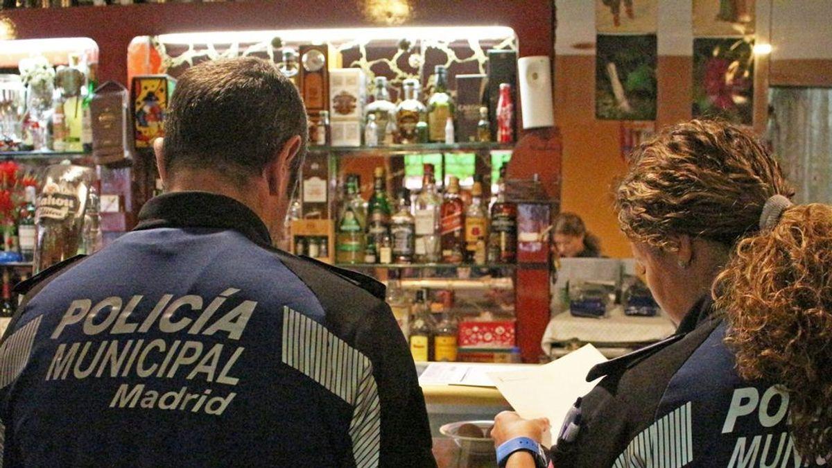 Desalojan una sauna en el centro de Madrid donde se celebraba una fiesta ilegal con 300 personas