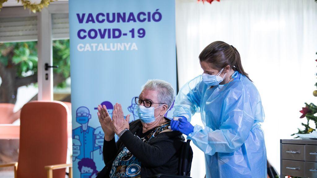 Cataluña vacunará todos los días de la semana, también festivos