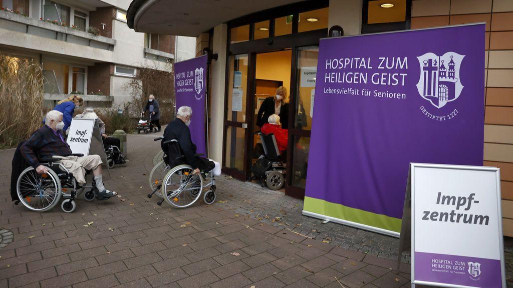 Alemania registra cerca de 10.000 casos y más de 300 muertos en las últimas 24 horas