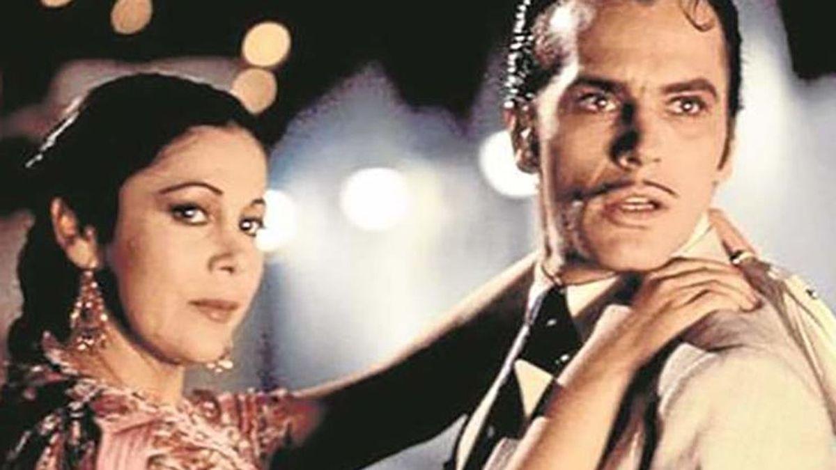 Isabel Pantoja y José Coronado