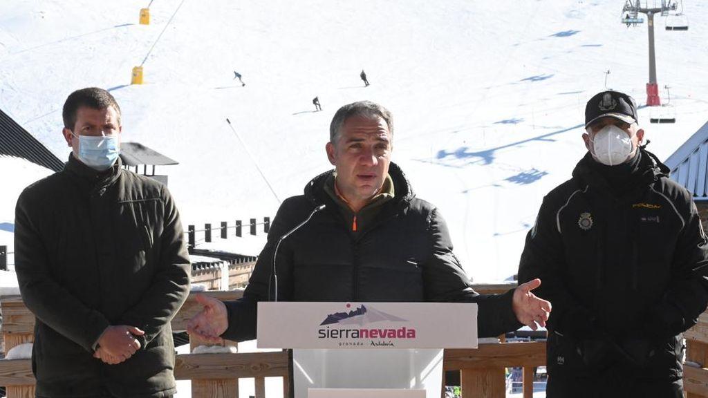Andalucía reunirá a sus expertos este viernes para estudiar posibles restricciones tras la Navidad