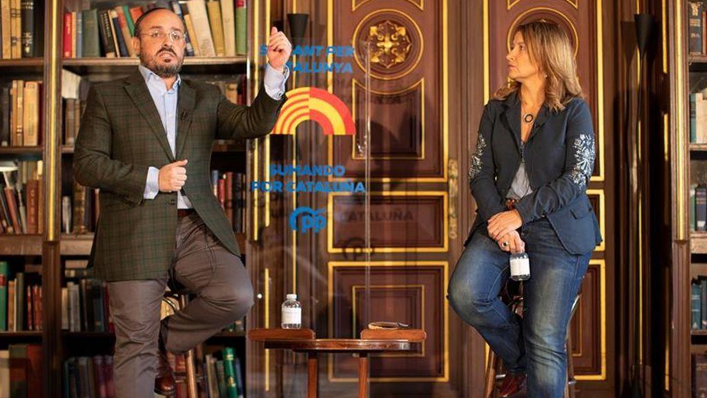 El PP sigue con su OPA a Ciudadanos y ficha a Eva Parera,  la número dos de Valls para las elecciones catalanas