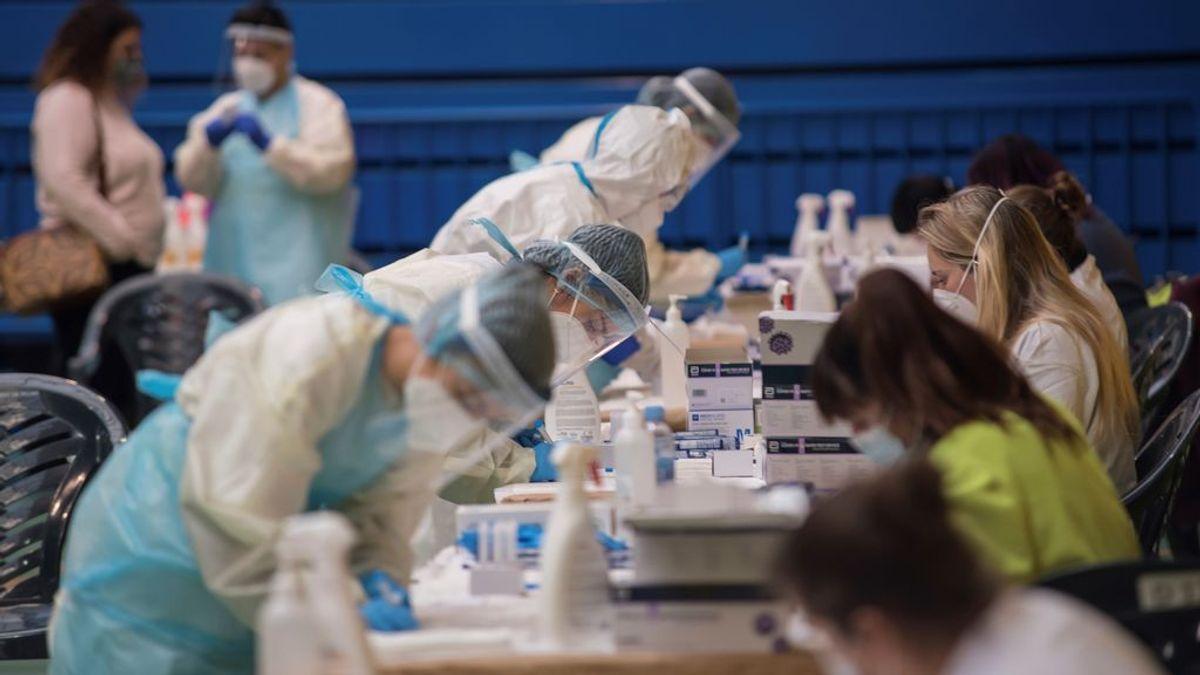 España registra otra subida de contagios
