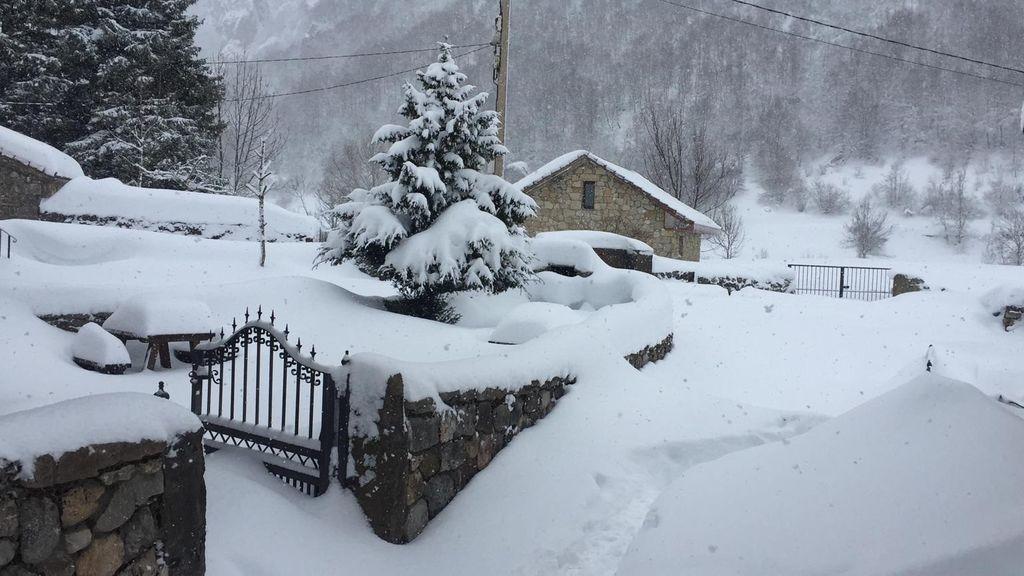 Heladas generalizadas y nieve a 200 metros: el tiempo que hará el martes 5 en España