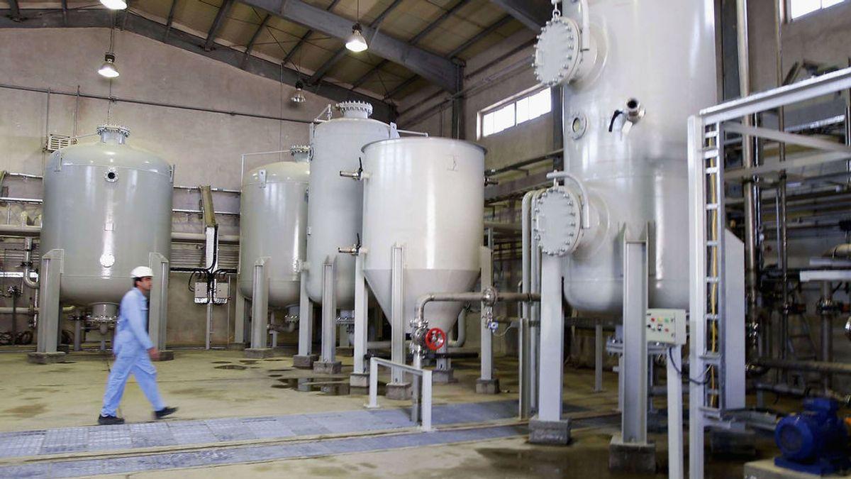 Irán inicia el enriquecimiento de uranio al 20 % y viola el acuerdo nuclear