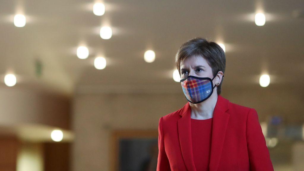 Escocia impone el confinamiento completo durante todo el mes de enero