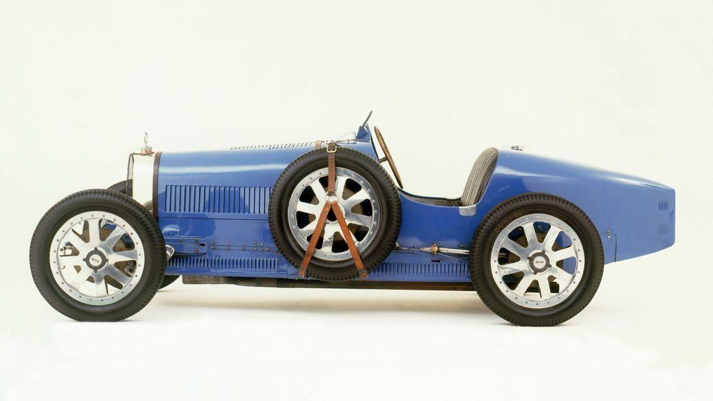 Bugatti Type 35: así es el coche de carreras más exitoso de todos los tiempos
