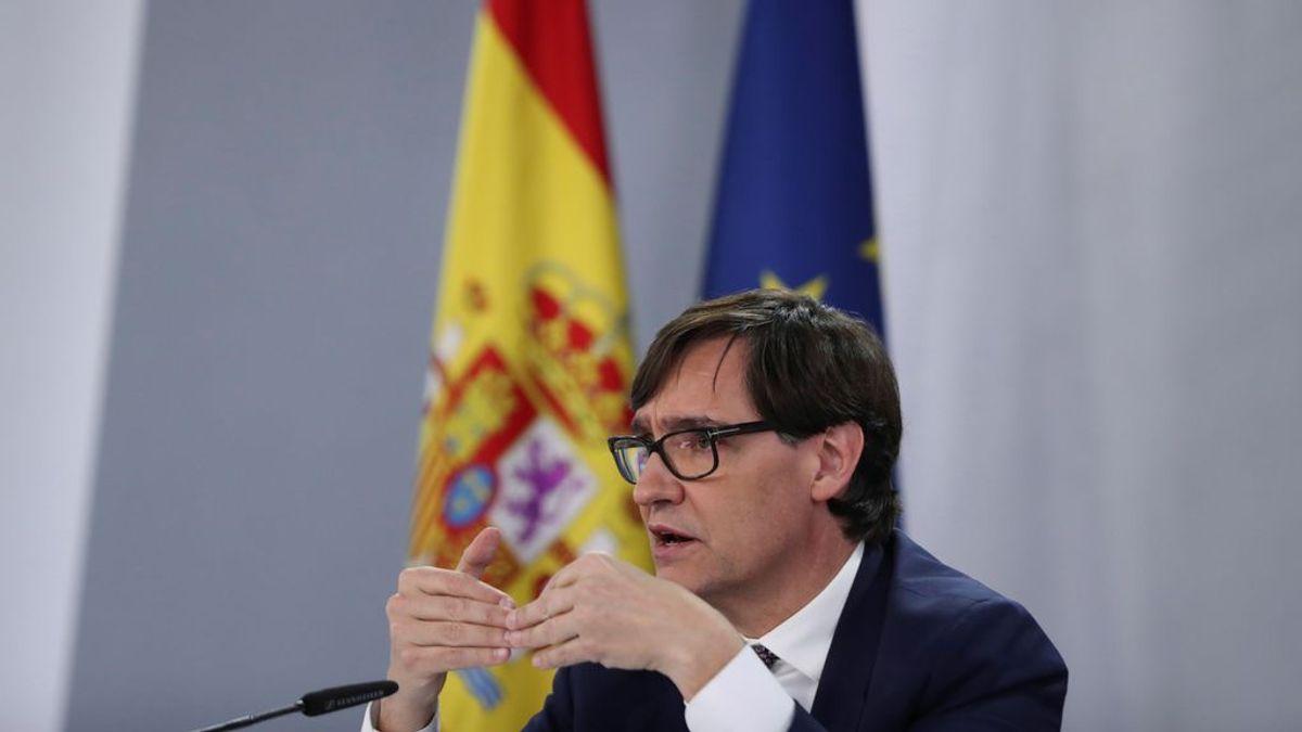 Salvador Illa pronostica cuándo se podría ir sin mascarilla en España