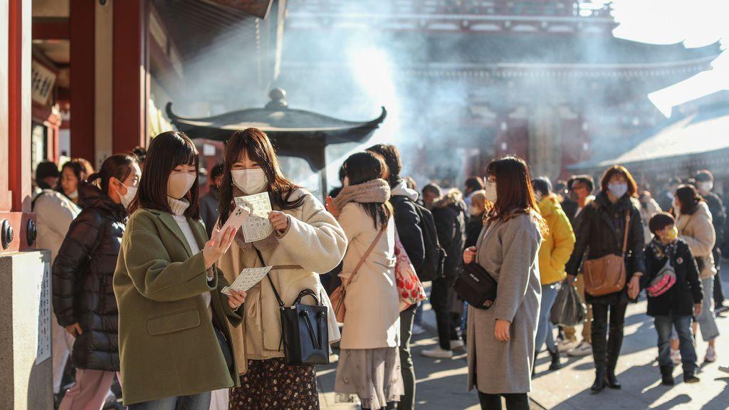"""Japón estudia declarar el """"estado de emergencia"""" en Tokio ante el rebrote de covid-19"""