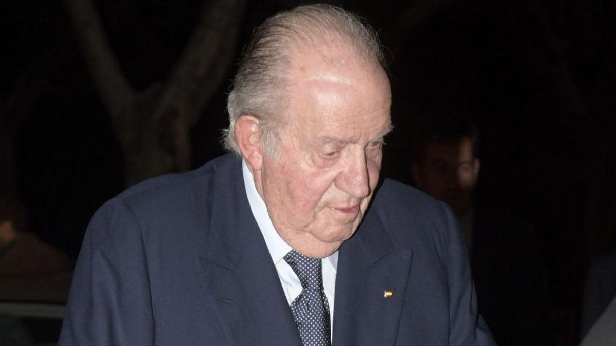 El rey Juan Carlos, en imagen de archivo
