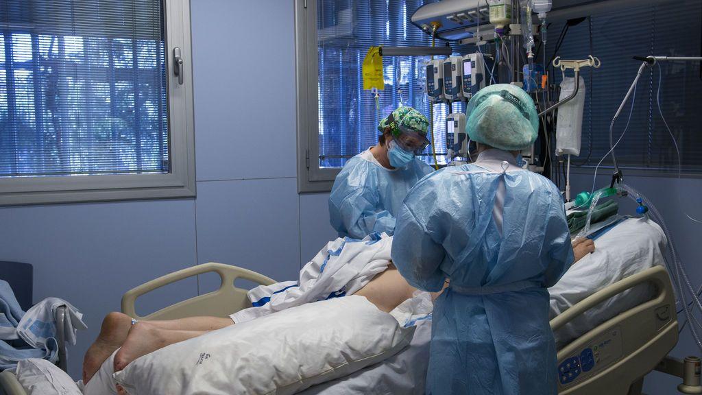 La Navidad dispara los ingresos en los hospitales: 2.100 pacientes más que antes de Nochebuena
