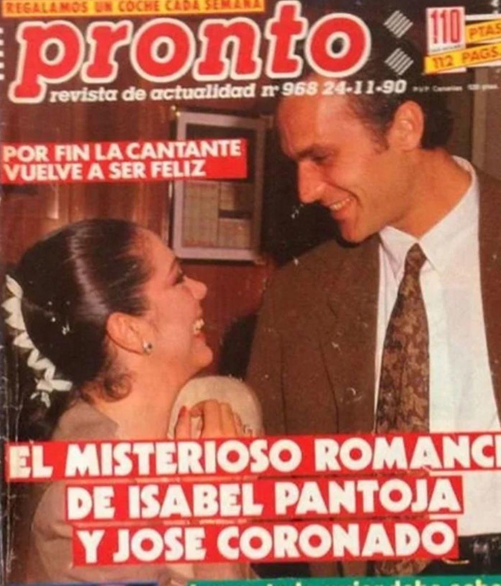 El presunto romance de Isabel Pantoja y José Coronado, en las revistas