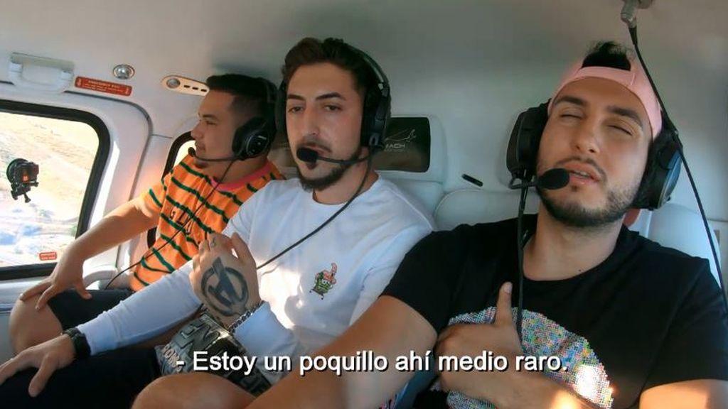 """La terrible odisea de Omar Montes al intentar comprar un helicóptero: """"Se me han quitado las ganas"""""""
