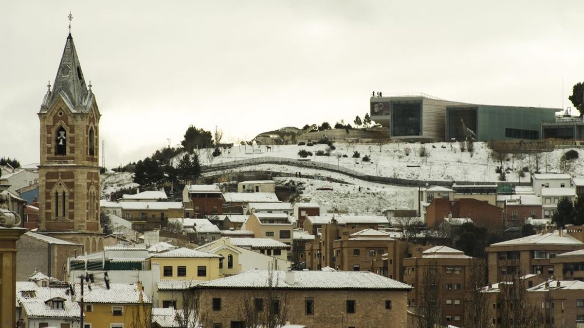 La nevada inusual de la mitad sur que puede teñir Madrid de blanco